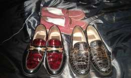 3Pairs Set of Arbier Italian Shoes:Brand New