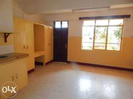 LOVELY bedsita with Ample parking , Borehole water and 24 hrs guards