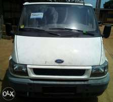 Toks Ford Transit manual