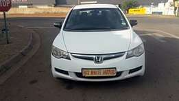 Honda Civic 1.8Lxi
