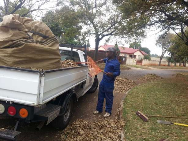 Landscaping, Gardening, Ruble Removal, Tree felling, Plumbing & others Glenvista - image 6