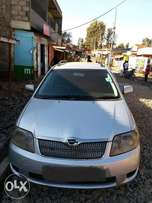 Toyota fielder on sale