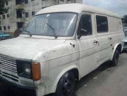 Clean Transit Ford van for sale