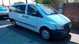 Mercedes-Benz Vito 116 Cdi Shuttle