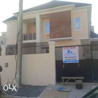 5 Bedroom Duplex with bq for rent at Agungi Lekki