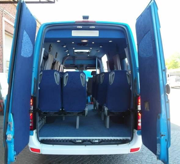 Mercedes-Benz 316 Sprinter CDI/11 Sitze/EURO 5/Klima/179181 KM - 2013 - image 20