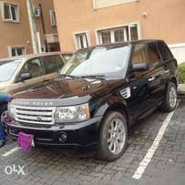 A super sharp reg 2007 Range Rover Sport HSE for sale