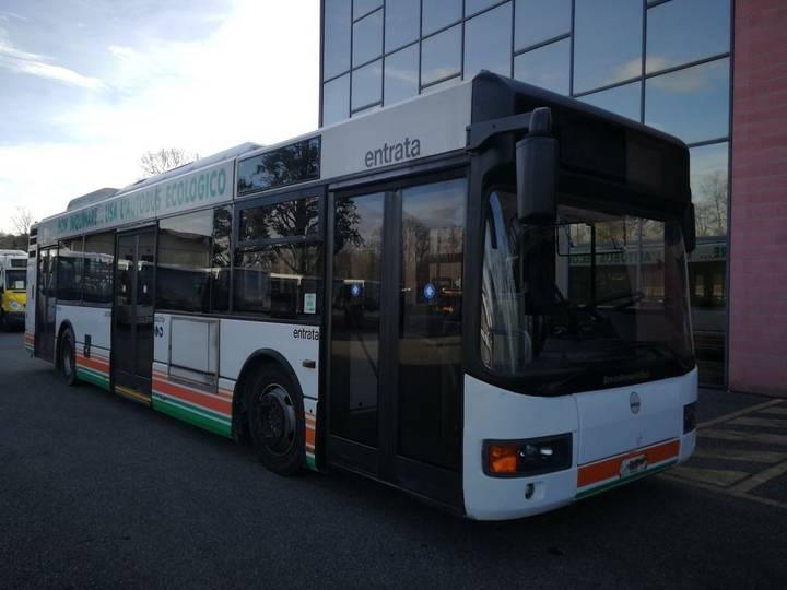City Bredamenarini M 240 LU 3P - CNG  bus - 2003
