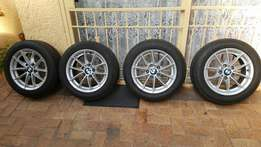 BMW E90 Mags and tyres