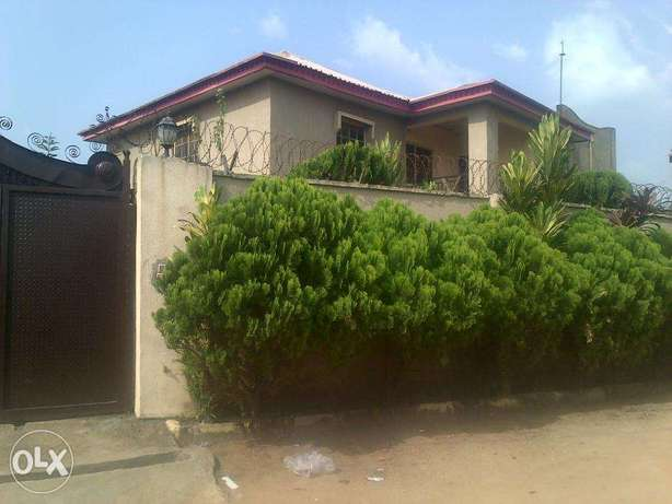 3 bedroom flat to let AT AGRC IKORODU LAGOS Ikorodu - image 1