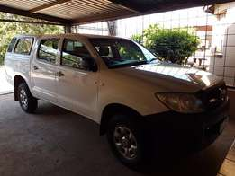 Toyota Hilux Double Cab D4D FOR SALE