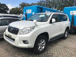 Toyota Prado Landcruiser trj150 brand new car