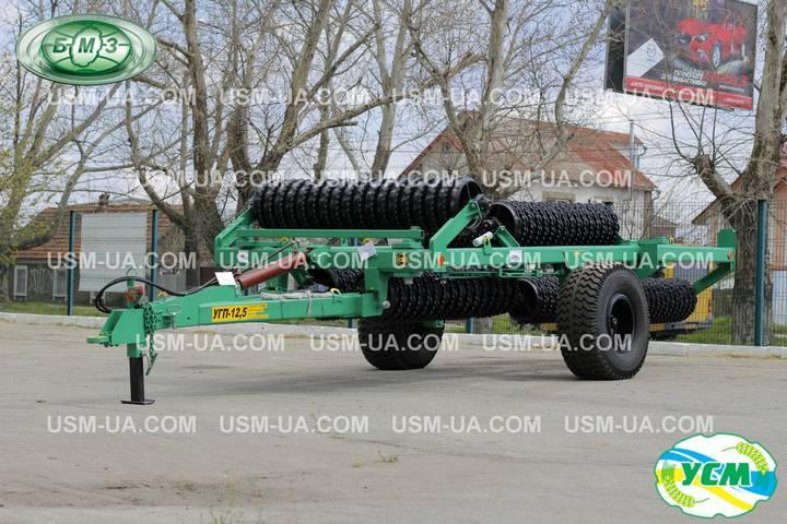 Belotserkovmash Уплотнитель почвы прицепной УГП-12,5 - 2019