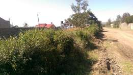 1/8 acre prime plot for sale in gated estate in Pemways Nakuru.
