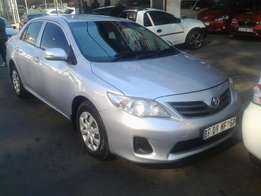 2011 Toyota Professional 1.3 comfortline with 79000km