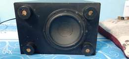 Denon 8inches subwoofer