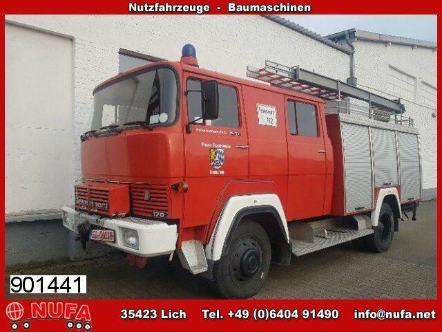 FM 170 D 11 FA LF 16 TS - 1981