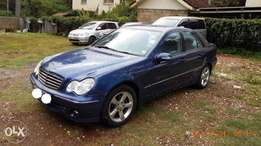 2006 Mercedes C180 model very clean and recently serviced