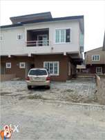 Tastefuly finished semi detach 5bedroom duplex at Lekki Gardens phase2