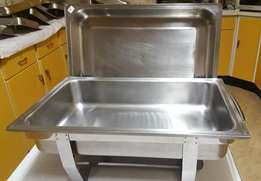 Rectangular, Stainless Steel Chafing Dish