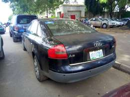 Sound Audi A6 for very cheap sale