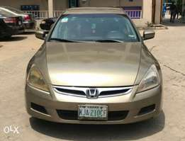 Honda Accord 07(discussion continues)for sale.