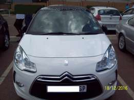 2013 Citroen DS 3 1.6 THP Ultra Prestige Manual