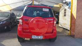 2008 Daihatsu Terios 4x4 for sale in Gauteng