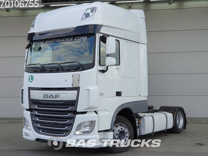 DAF XF 460 SSC 4X2 Mega ACC Euro 6 - 2014