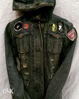 Denim jackets stock available in diff designs