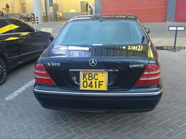 Mercedes Benz s class (BULLET PROOF )