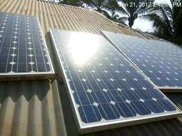 Solar/Inverter Power Solution