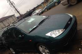 Tokunbo Ford Focus with Auto Gear