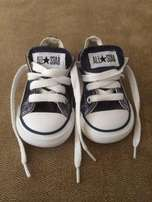 Converse All Stars Infant/Toddler size UK4