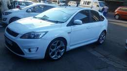 2010 ford focus 2.5 st for sale