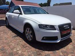 2008 audi a4 2.0tdi attraction auto