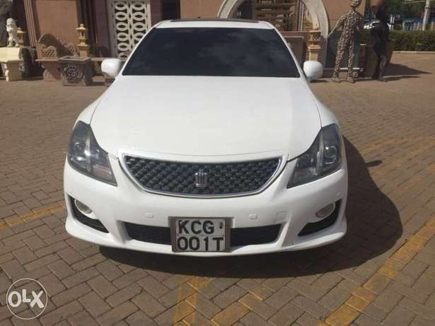 Toyota crown athlete (trade in accepted) Nairobi West - image 7