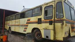 Mercedes Benz bus - om360 - breaking for parts or sold as is