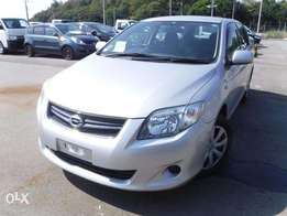 Toyota fielder silver colour 2011 very clean excellent condition