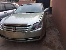 Super Clean Toyota Avalon 2006 Limited Thumbstart for just N2.8m Only