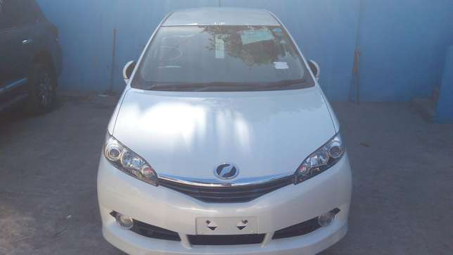 Toyota Wish KCJ registration Hire purchase Price 2010Model Mombasa Island - image 6