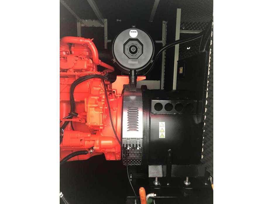 Scania DC16 - 660 kVA Generator - DPX-17954 - 2019 - image 9