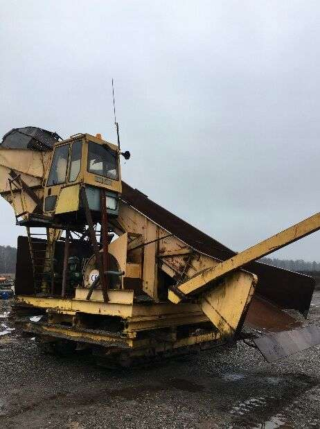 Łyżka 6 Ton Tracked Excavator - 1980