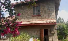 A 6 bedroom on 1 acre in Ongata Rongai.