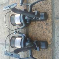 2 brand new fishing reels