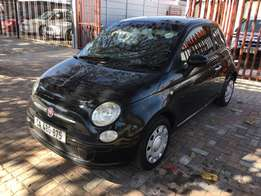 2011 Fiat 500 with very low mileage