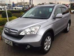 Honda CR-V Year 2007, 2.4Ltrs