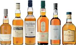 Whisky: Classic Malts Collection