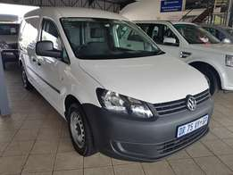 2015 VW Caddy Maxi 2.0TDi (81kW) Panel van