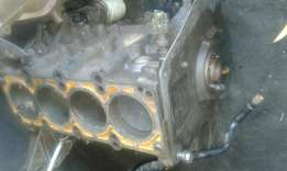 Chrysler neon sub assembly in good working order